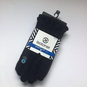 Men's Isotoner SmarTouch gloves